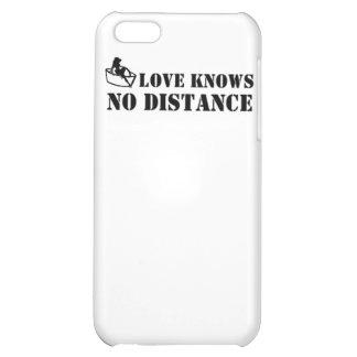 El amor no sabe ninguna distancia