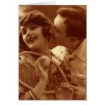 El amor no significa nada en tenis felicitaciones