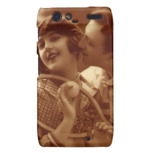 El amor no significa nada en tenis funda para droid RAZR