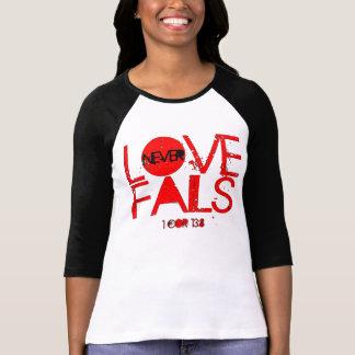 El amor nunca falla polera
