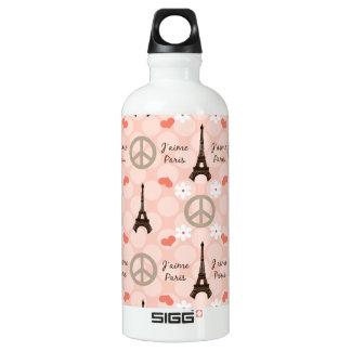El amor París BPA de la paz libera