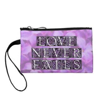 El amor púrpura nunca falla