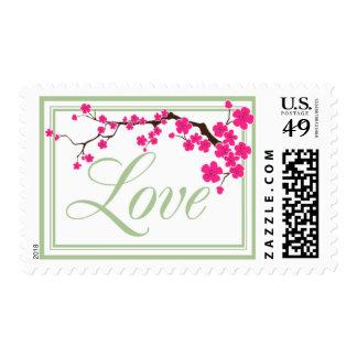 El amor sella perfecto para los bodas sello