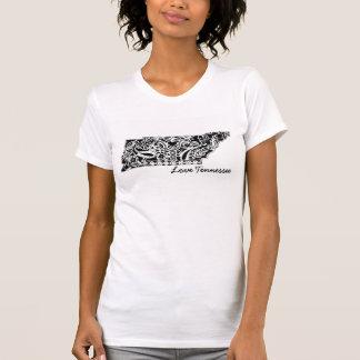 """El """"amor Tennessee """" Camisas"""