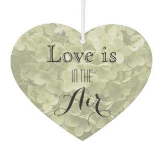 El amor verde del Hydrangea está en los favores