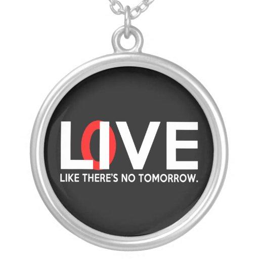El amor vivo como allí es ningún mañana grimpolas