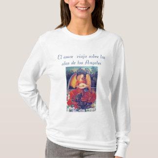 El amor womens hoodie