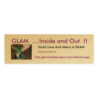 El amor y la misericordia de dios es tarjeta ATRAC Tarjeta Personal