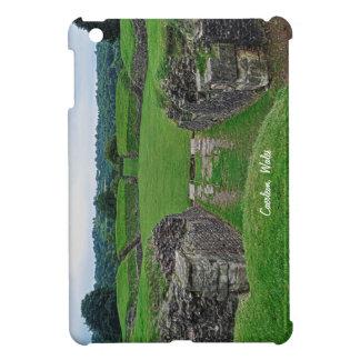 El Amphitheatre romano arruina Caerleon, País de