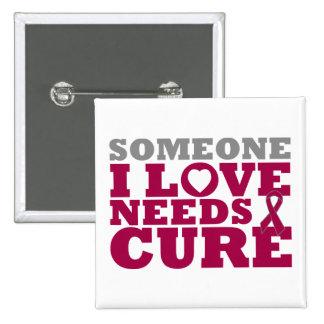 El Amyloidosis alguien amor de I necesita una Pin Cuadrado