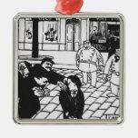 El anarquista, 1892 ornaments para arbol de navidad
