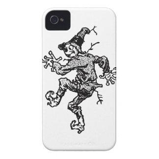 El andar a trancos del espantapájaros iPhone 4 cárcasas