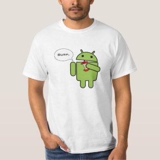 El androide contra Apple, y el ganador es Playera