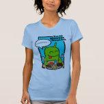 El androide del hambre camiseta