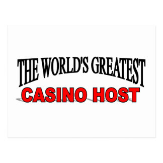 El anfitrión más grande del casino del mundo postales