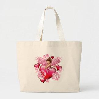 El ángel bolsas