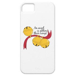 El ángel consigue las alas iPhone 5 funda