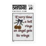 El ángel consigue sus alas