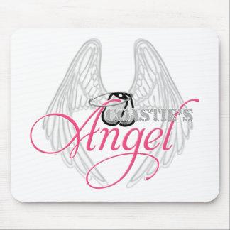 El ángel de Coastie Tapete De Ratones