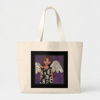 EL ÁNGEL de la LOTERÍA - la bolsa de asas afortuna