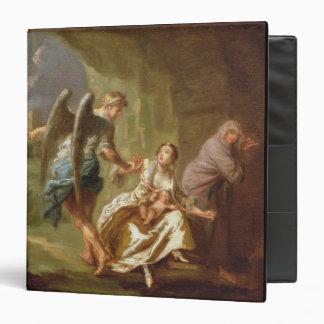 El ángel de la misericordia, c.1746 (aceite en