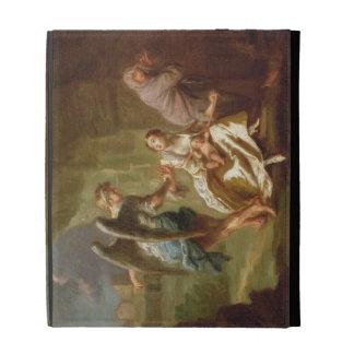 El ángel de la misericordia, c.1746 (aceite en lon