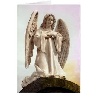 El ángel de la misericordia felicitación