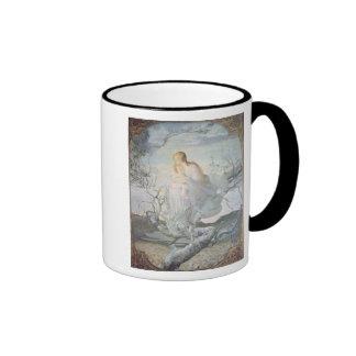 El ángel de la vida, 1894 tazas