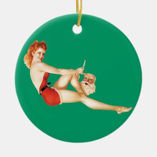 El ángel de Santa CAMBIABLE del OPUS Ornamentos De Reyes Magos