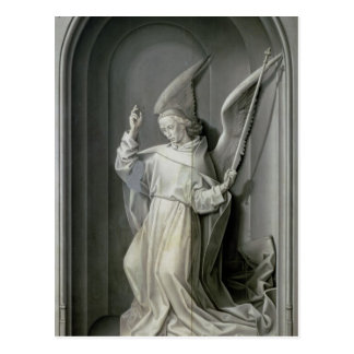El ángel del anuncio tarjetas postales