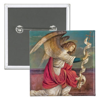 El ángel Gabriel Pin Cuadrado