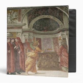 """El ángel que aparece a St. Zacharias en Carpeta 1 1/2"""""""