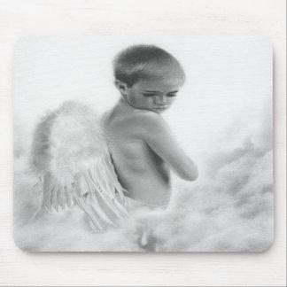El ángel rasga Mousepad