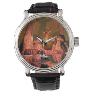 El ángel relojes de pulsera