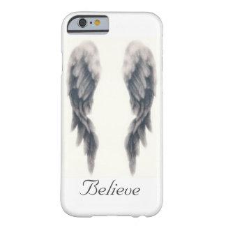 El ángel se va volando el caso del iPhone 6 Funda Para iPhone 6 Barely There