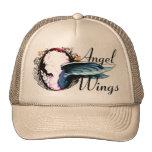 El ángel se va volando el gorra del logotipo