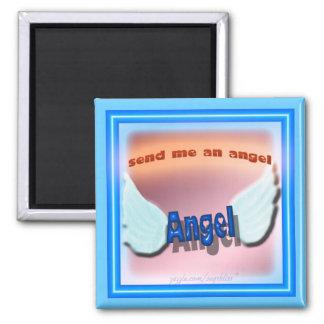 El ángel se va volando el imán