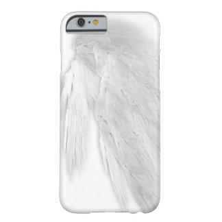 El ÁNGEL SE VA VOLANDO el personalizable derecho Funda Barely There iPhone 6