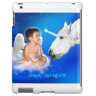 EL ÁNGEL SOÑA LOS MOMENTOS MÁGICOS IPHONE-CASE FUNDA PARA iPad
