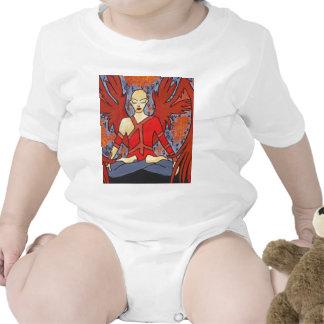 El ángel trajes de bebé