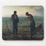 El ángelus, 1857-59 tapetes de ratón