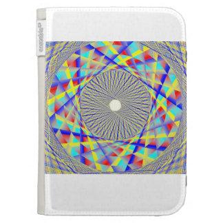 El anillo Caseable del arco iris enciende el folio