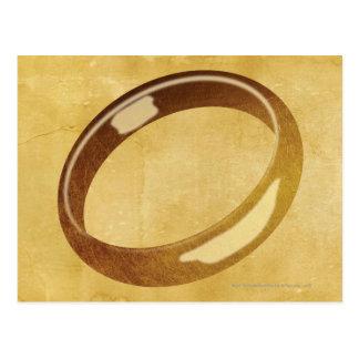 El anillo postales