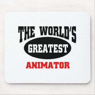El animador más grande alfombrillas de raton