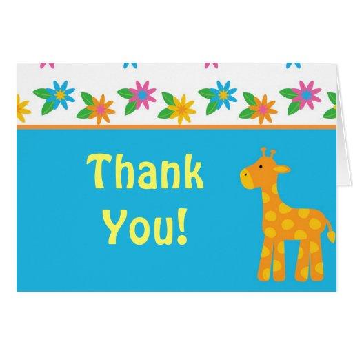 El animal lindo de la selva le agradece felicitacion