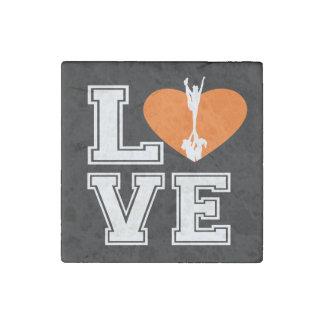 El animar del amor imán de piedra