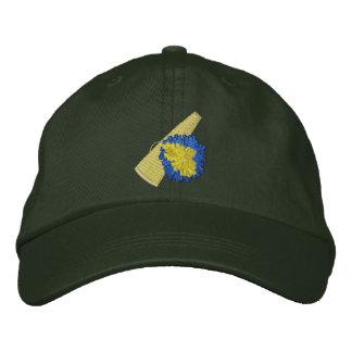 El animar gorra bordada