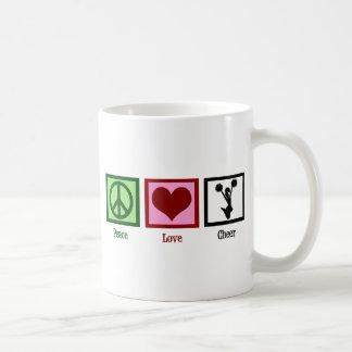 El animar lindo taza clásica