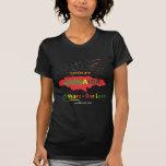 El aniversario de Jamaica 50.a por Roxanne/Swellhe Camisetas