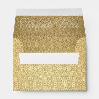 El aniversario de oro le agradece la tarjeta de no sobres